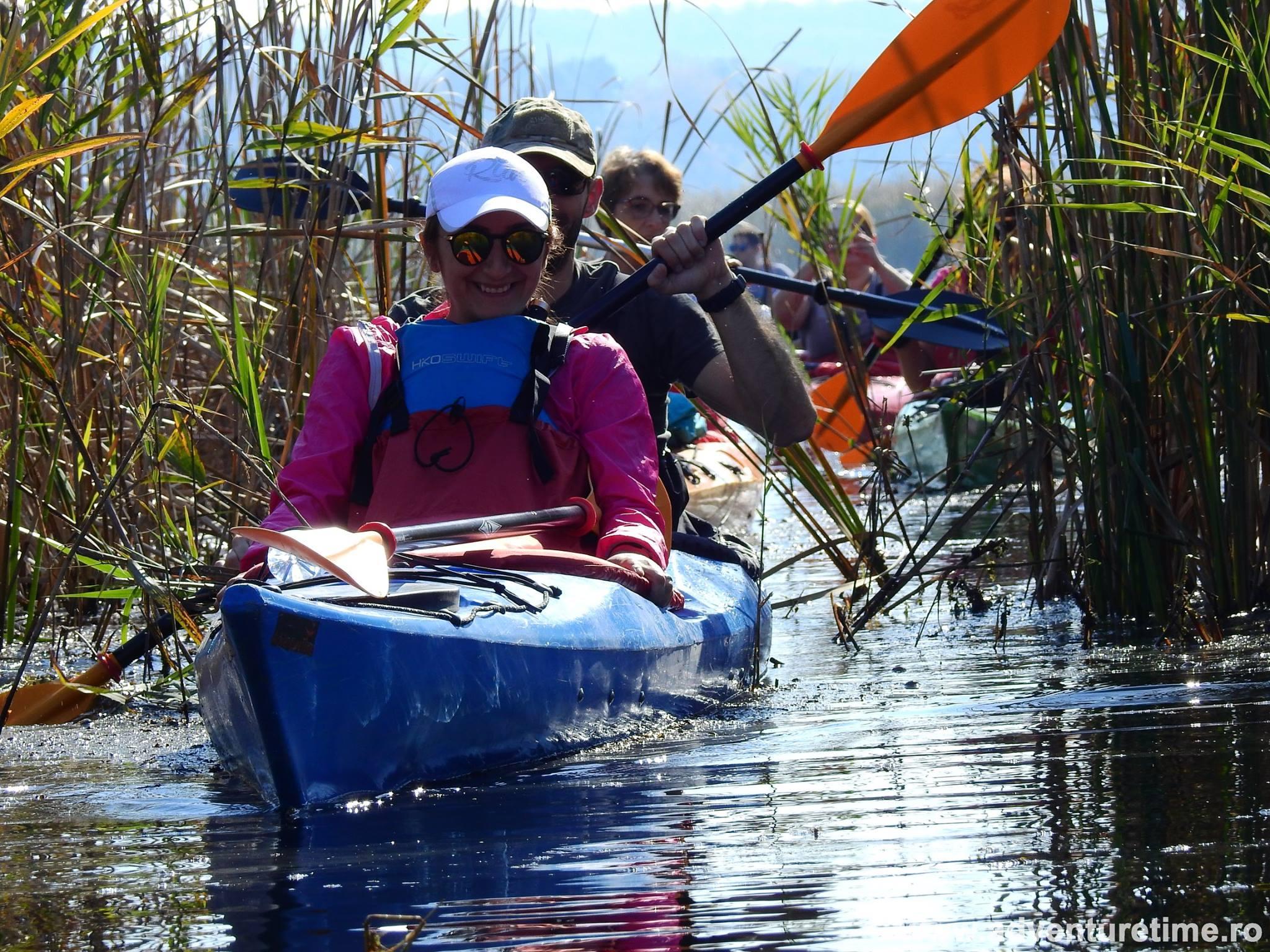 Aventura & Caiac in Delta Neajlovului – Comana 24-25 Martie